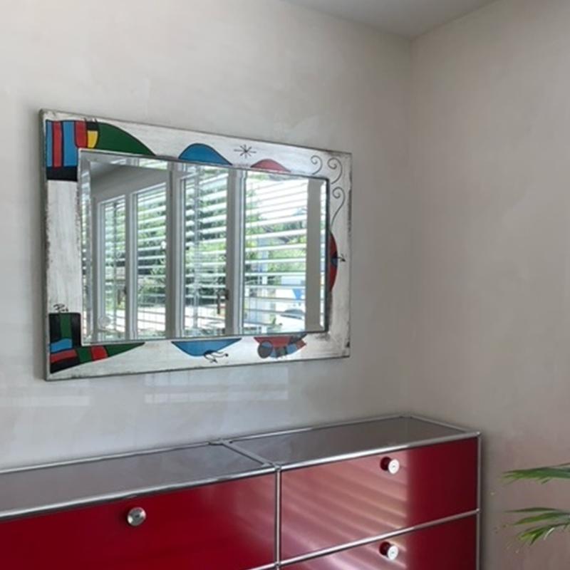 Wand Spiegel 3